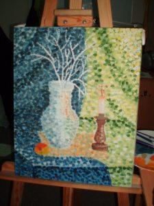 Курсы живописи и рисунка